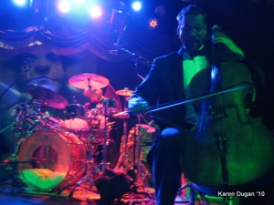 Sam Bass and Paulo Baldi @ Brooklyn Bowl