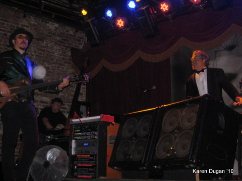 Les Claypool and Mike Dillon @ Brooklyn Bowl