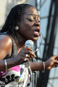 Sharon Jones (Photo by Jeffrey Dupuis)