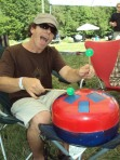Hippy Invention #1: Propane Drum