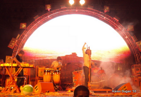 The Flaming Lips @ Summerstage