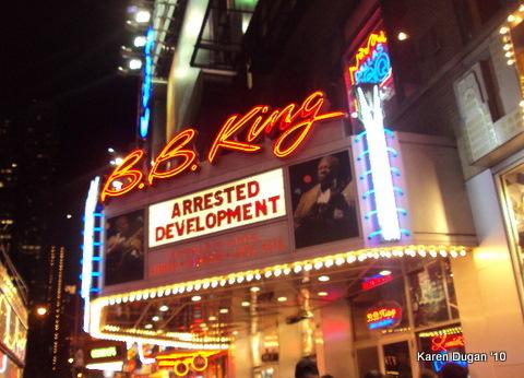 Arrested Development @ B.B. Kings