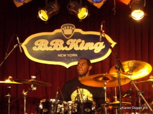 Rasadon of AD @ B.B. Kings