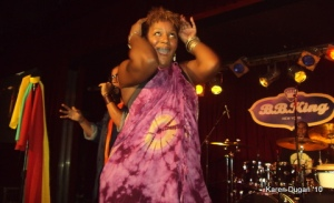 Montsho Eshe of Arrested Development @ B.B. Kings