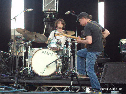 Steve Kimock and son, John Morgan @ GOTV 2010