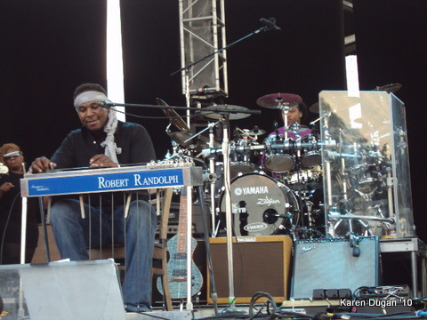 Robert Randolph & The Family Band @ GOTV 2010
