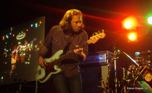 Andy Hess - Bass