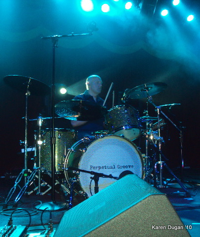 Albert Suttle -  Drums