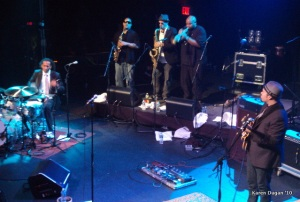 Set III: Soulive + Shady Horns