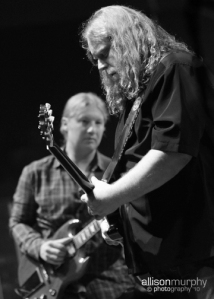 Allman Brothers Band, Warren Haynes + Derek Trucks (Photo by Allison Murphy)