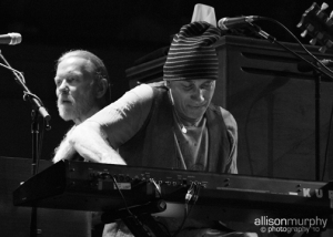 Greg Allman + Danny Louis (Photo by Allison Murphy)
