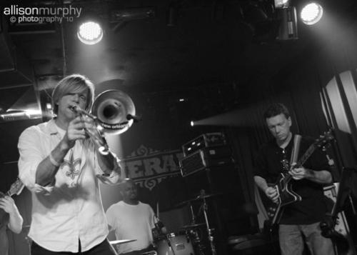 CK & Kimock (Photo by Allison Murphy)