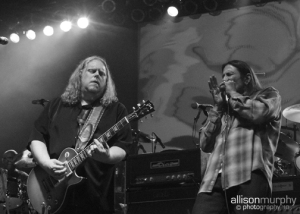 Warren Haynes + Hook Herrera (Photo by Allsion Murphy)