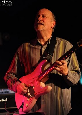 John Scofield - The Blue Note, NYC 12110 (Photo by Dino Perrucci)