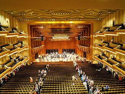 Avery Fisher Hall - Interior