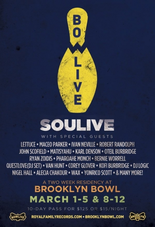 Bowlive 2011 Poster