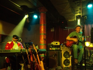 Butler and Kimock (Photo by K. Dugan)