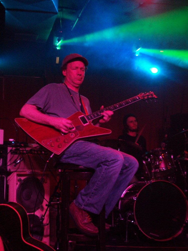 Steve Kimock Residency: Night I @ Sullivan Hall (03.23.11) (1/6)
