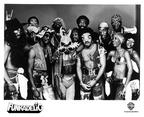 Parliament Funkadelic Group Promo Shot