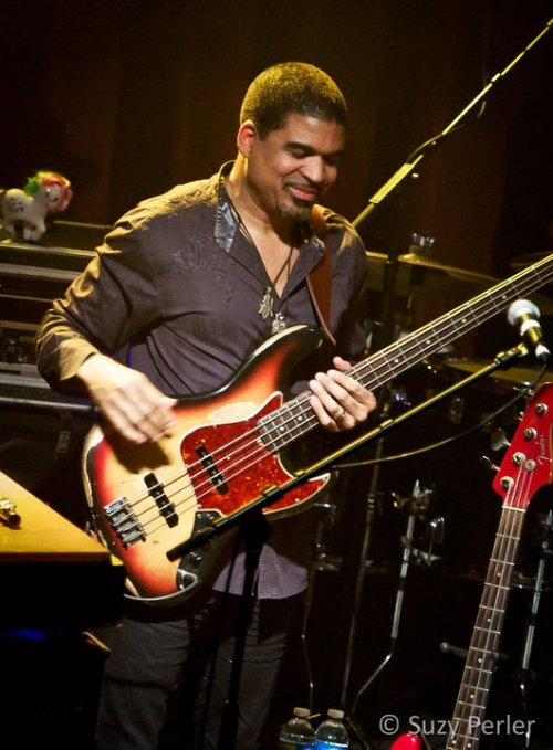 Oteil Burbirdge (Photo by Suzy Perler)