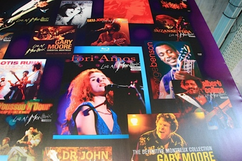 Live at Montreux - I hope you have a few of these albums!