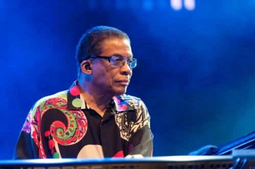 Herbie Hancock (C) Lionel Flusin