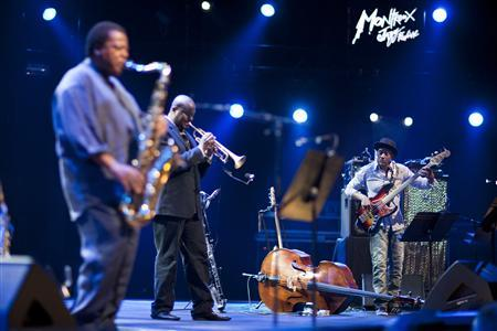 The Miles Davis Tribute @ The Montreux Jazz Festival