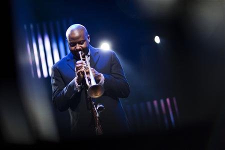 Sean Jones during The Miles Davis Tribute @ The Montreux Jazz Festival