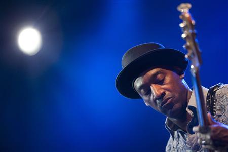 Marcus Miller @ Montreux Jazz Festival