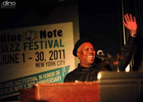 Booker T Jones @ The Blue Note (Photo by Dino Perrucci)