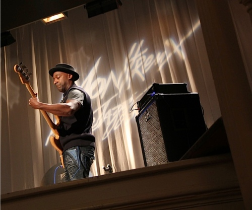 Marcus Miller Workshop (c) Josh Raskin