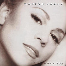 Mariah Carey's Music Box Album Cover