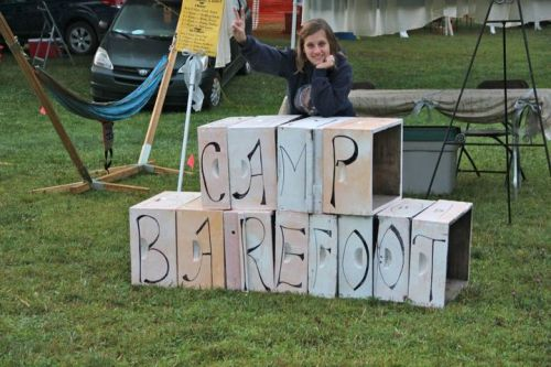 Welcome to Camp Barefoot!