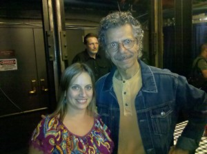 Chick Corea and TinyRager