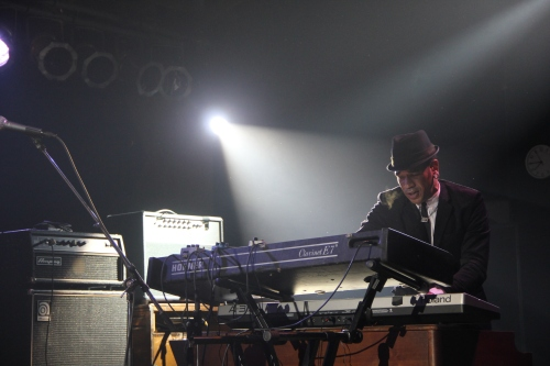 Neal Evans of Soulive ~ Pic by Josh Raskin