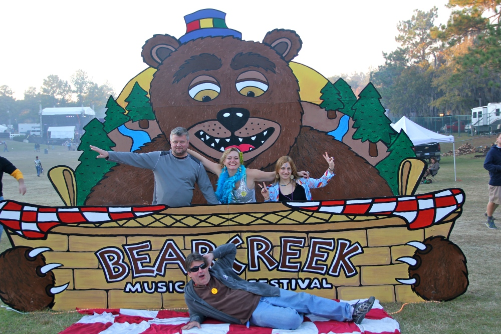 Bear Creek Arts and Music Festival (11.10-13.11) (1/6)