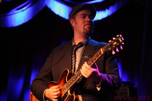 Eric Krasno (Picture by Phrazz)