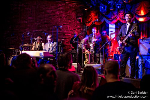 Soulive & Nigel Hall: Photo Courtesy of Dani Barbieri