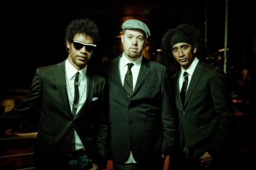Soulive: Photograph Courtesy of Calabro Music